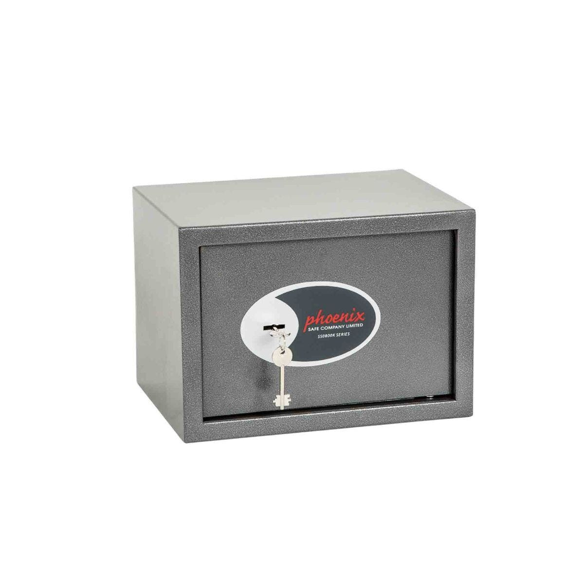 Phoenix Vela Home and Office Security Safe with Key Lock Size 2