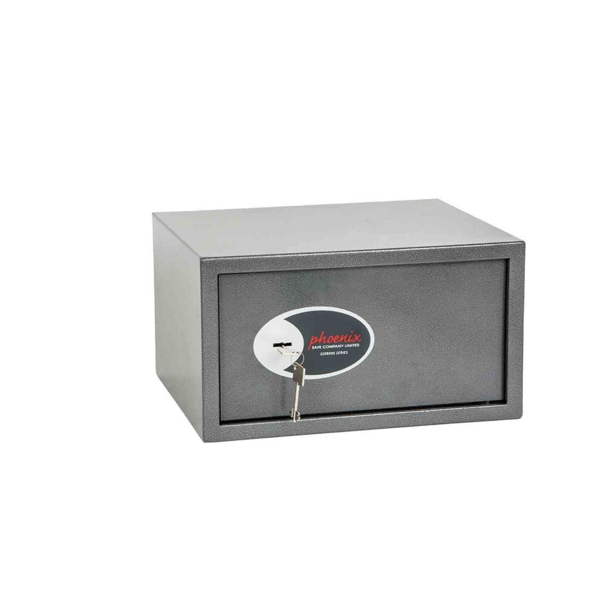 Phoenix Vela Home and Office Security Safe with Key Lock Size 3