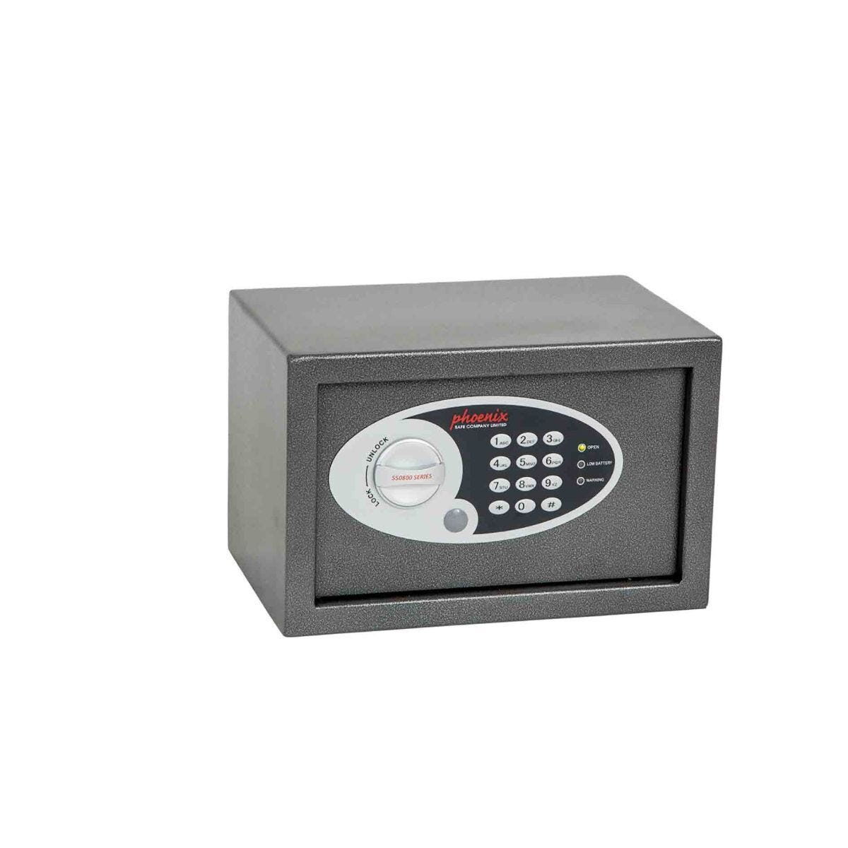 Phoenix Vela Home and Office Security Safe with Electronic Lock Size 1