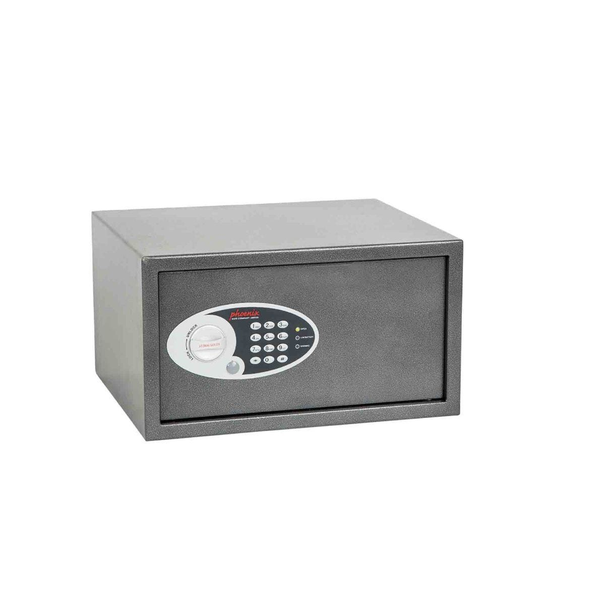 Phoenix Vela Home and Office Security Safe with Electronic Lock Size 3