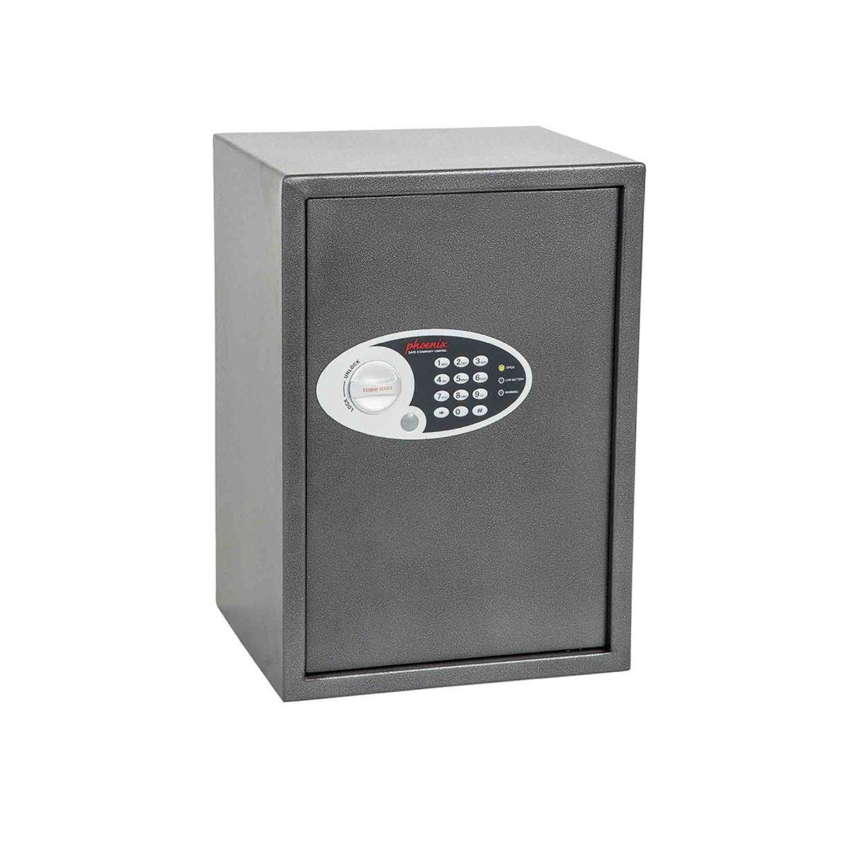 Phoenix Vela Home and Office Security Safe with Electronic Lock Size 4