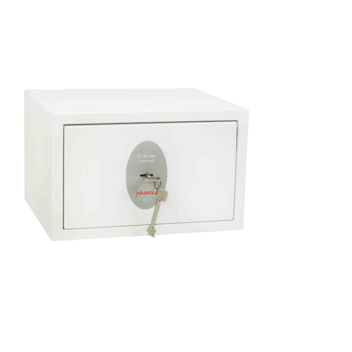 Phoenix Fortress S2 Security Safe with Key Lock Size 1