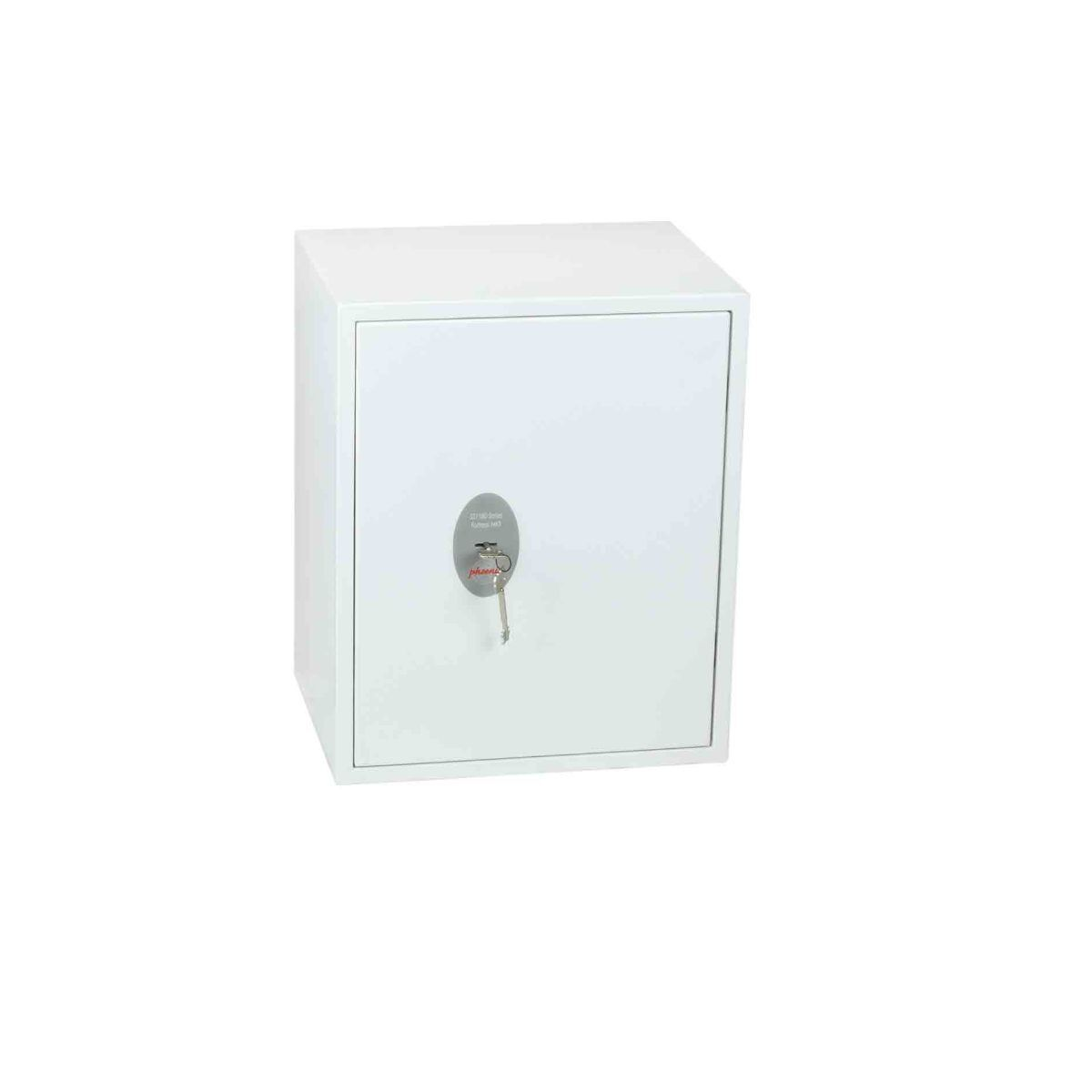 Phoenix Fortress S2 Security Safe with Key Lock Size 3
