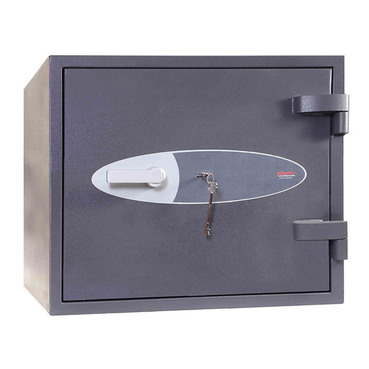 Phoenix Neptune HS1052K High Security Euro Grade 1 Safe with Key Lock Size 2