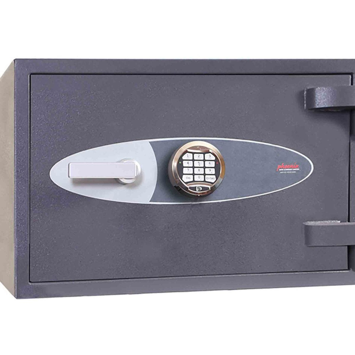 Phoenix Neptune HS1051E High Security Euro Grade 1 Safe with Electronic Lock Size 1