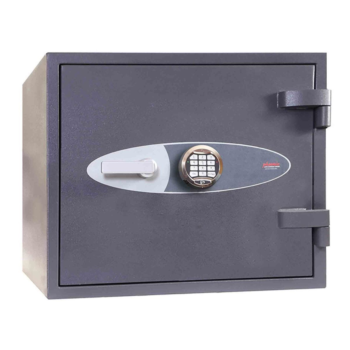 Phoenix Neptune HS1052E High Security Euro Grade 1 Safe with Electronic Lock Size 2