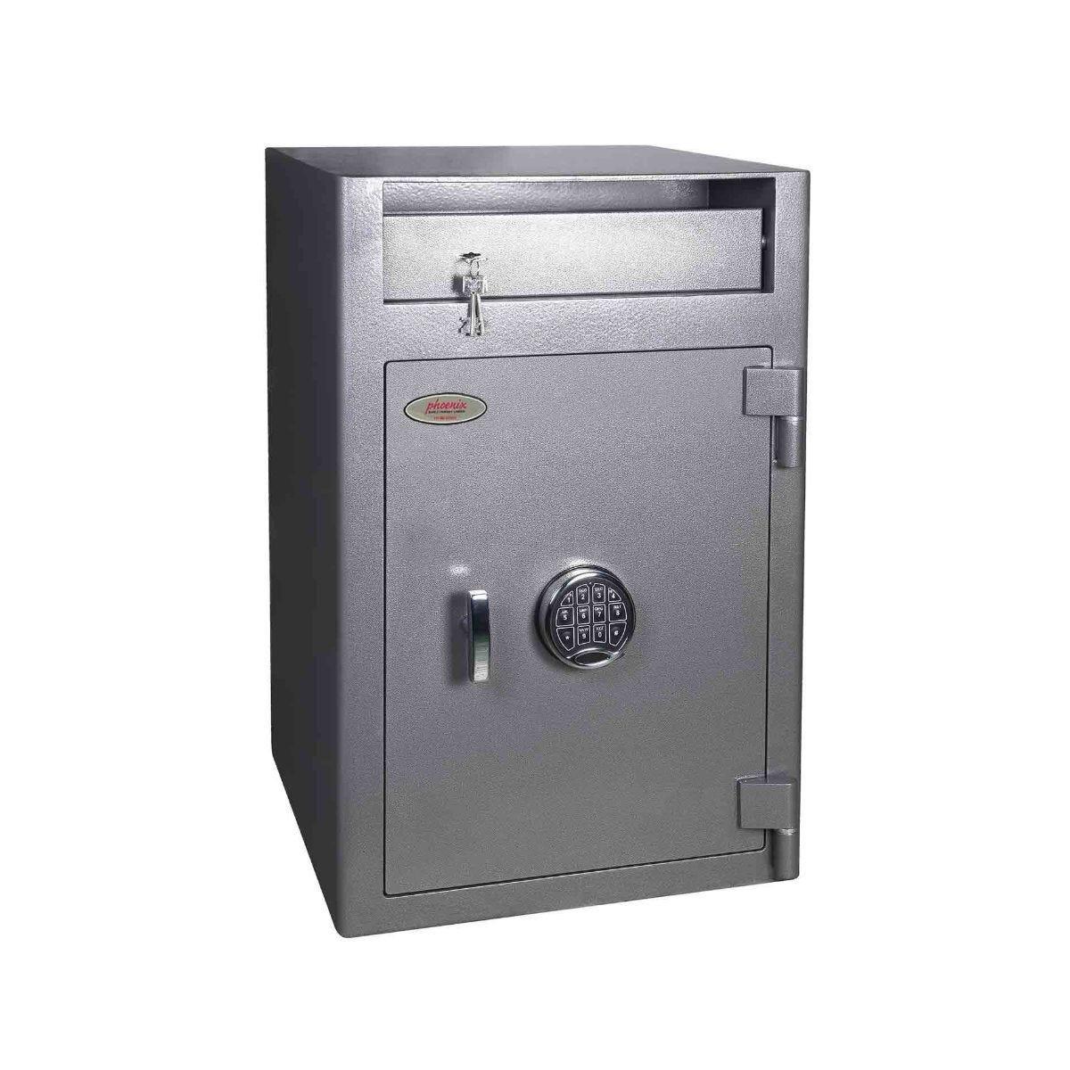 Phoenix Cash Deposit Security Safe with Electronic Lock Size 3