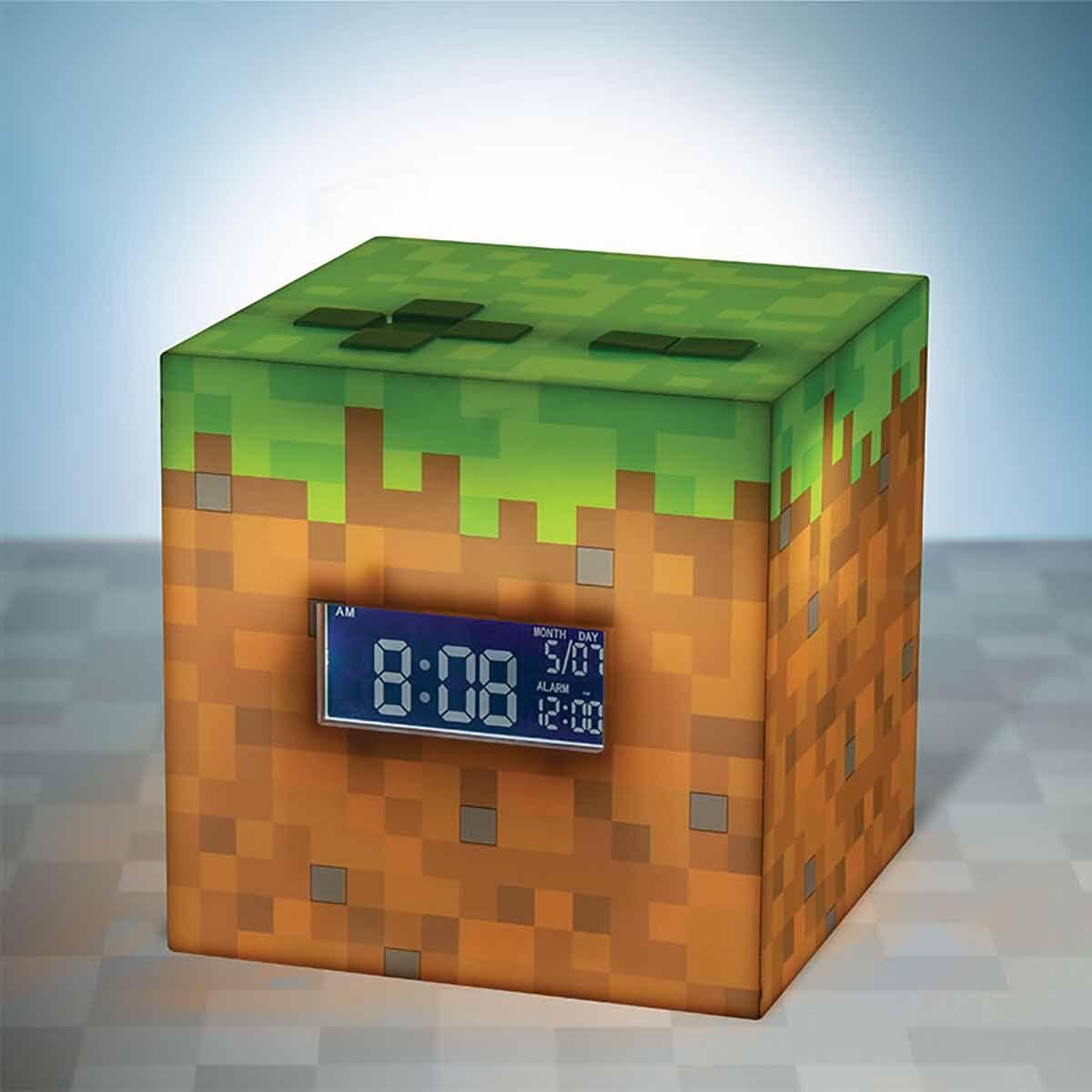 Minecraft Alarm Clock