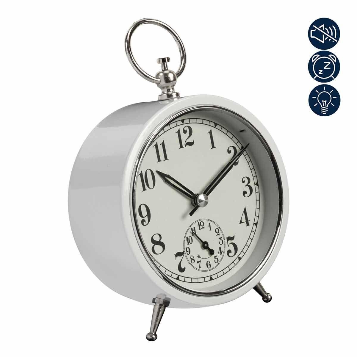 William Widdop Ring Style Alarm Clock