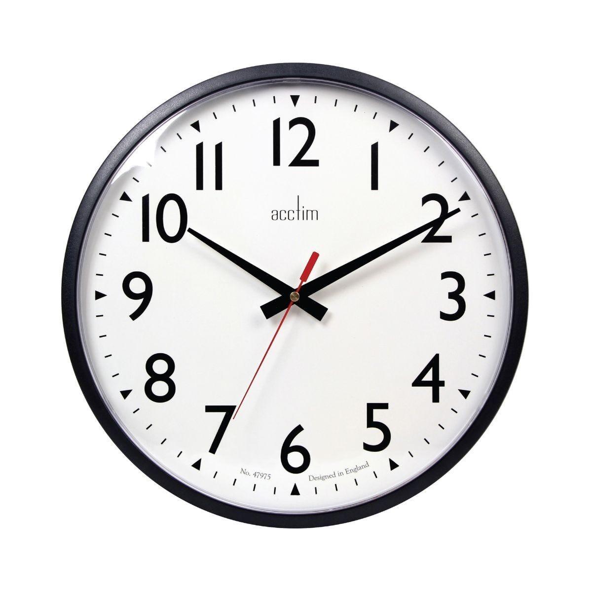Acctim Commander Wall Clock