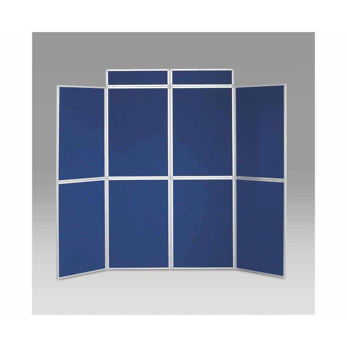 Metroplan BusyFold Aluminium Framed Folding Display 8 Panels