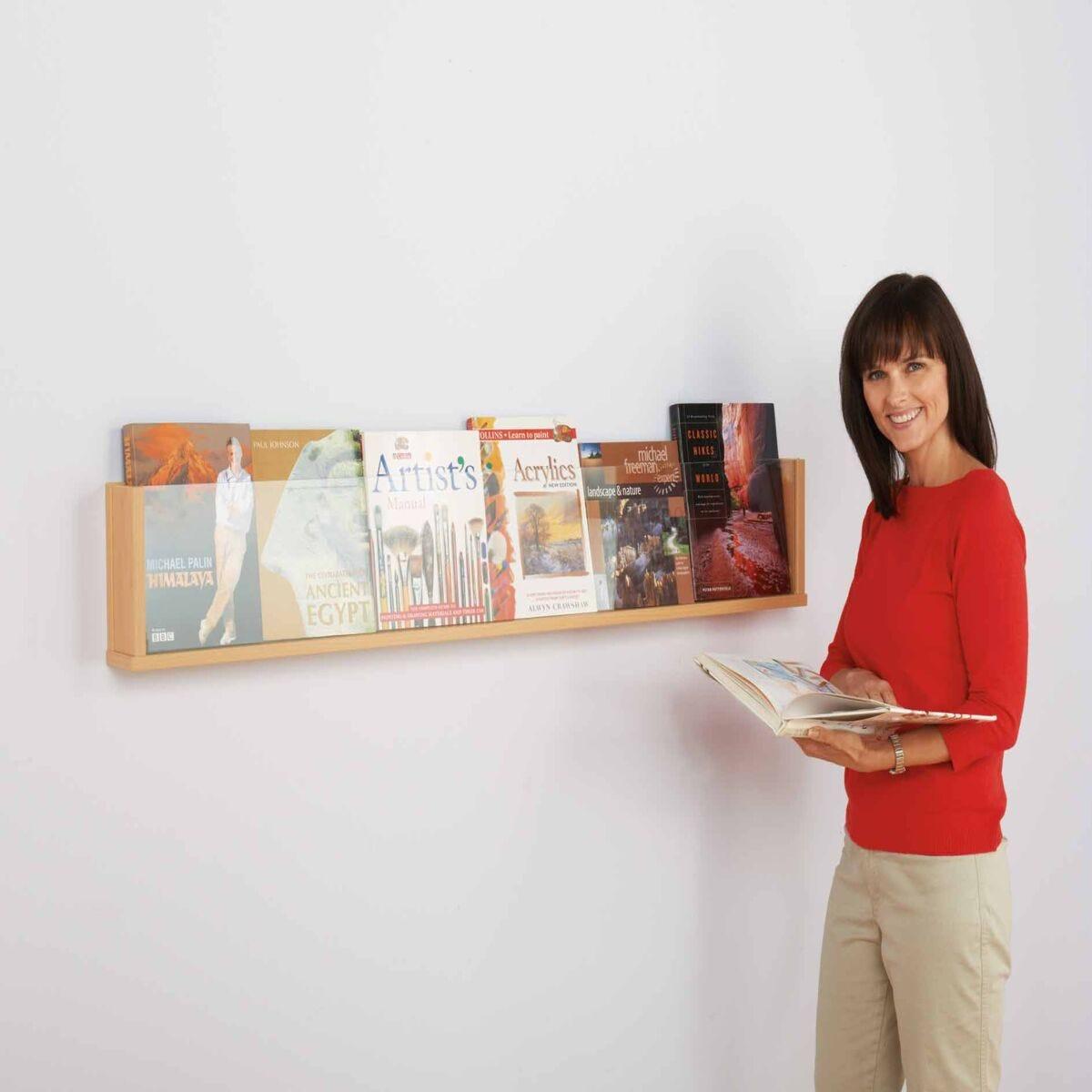 Metroplan Shelf Style Wall Mounted Dispenser