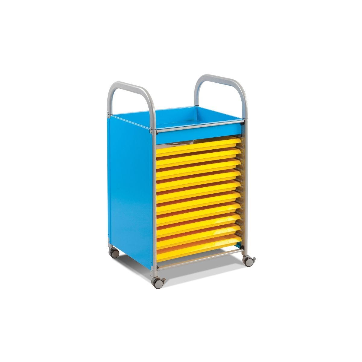 Callero Art Trolley 10 Trays