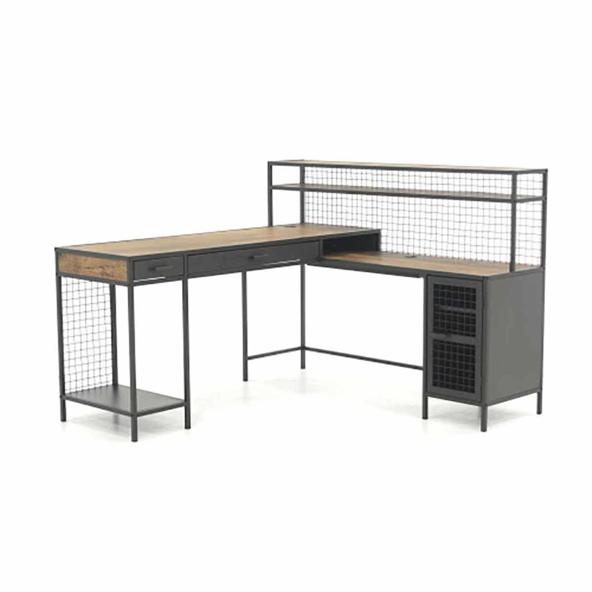 Teknik Office Boulevard L Shaped Desk
