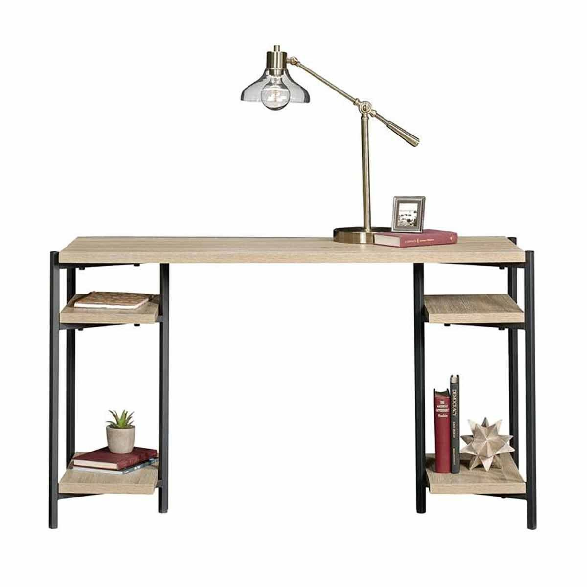 Teknik Office Industrial Style Chunky Desk