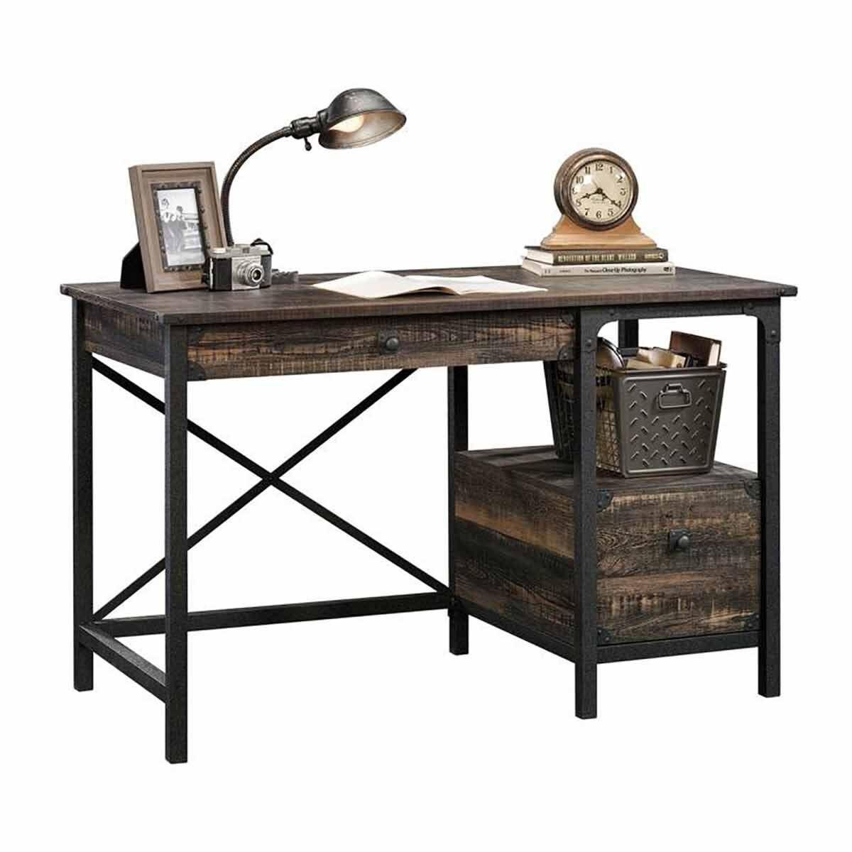 Teknik Office Steel Gorge Desk