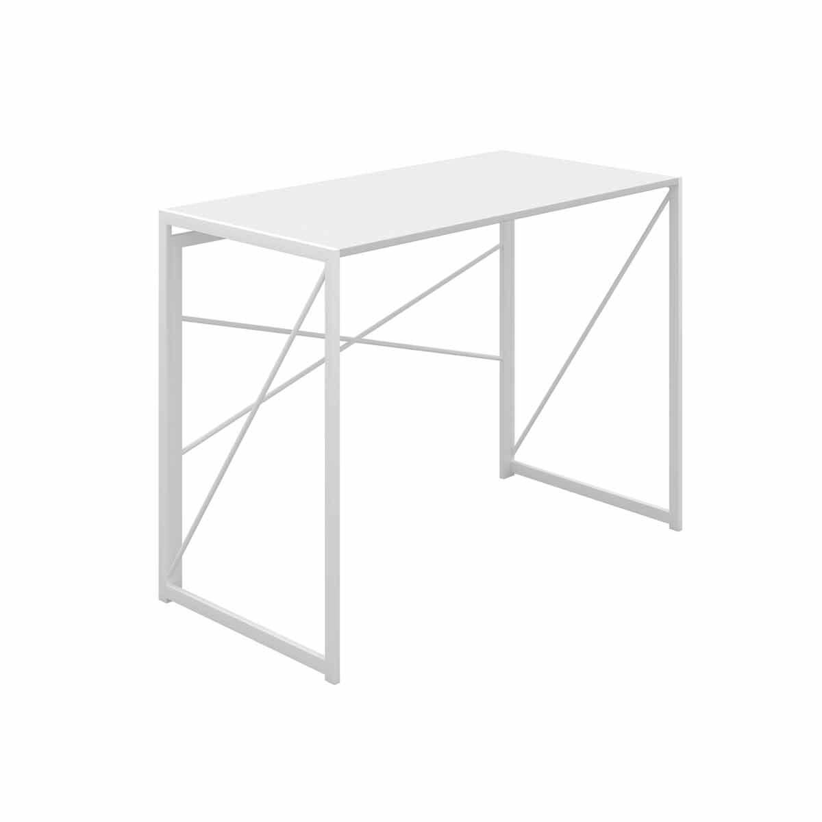 TC Office SOHO Home Working Desk with Cross Supports