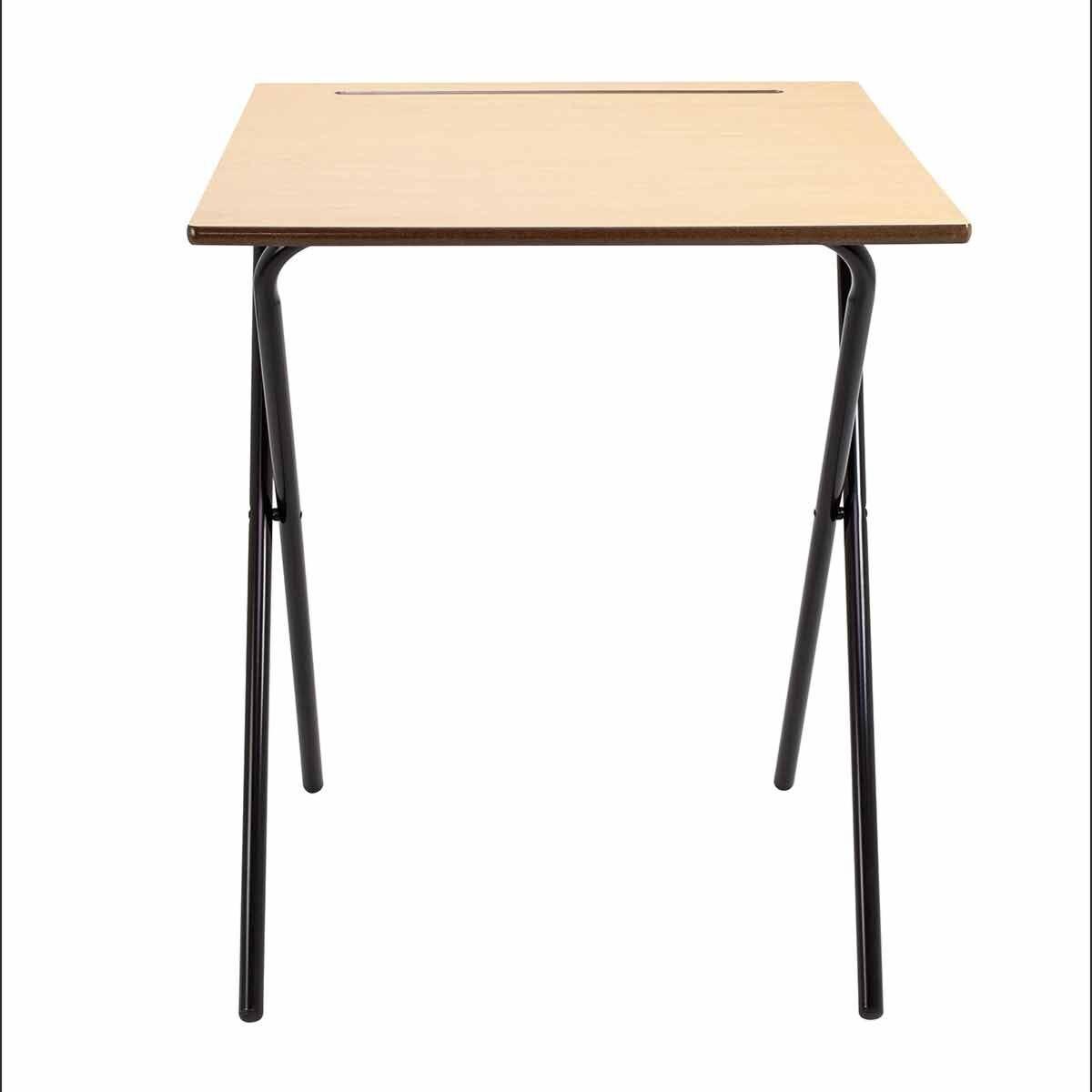 TC Office Folding Economy Exam Desk