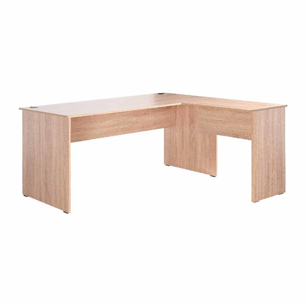 Rio Home Office L Shaped Desk and Return