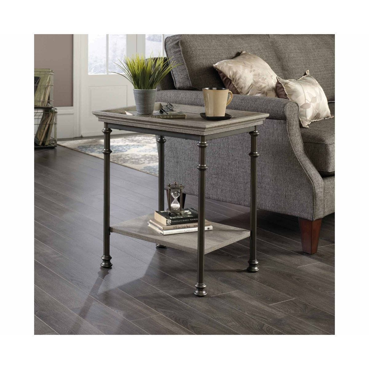 Teknik Office Canal Heights End Side Table