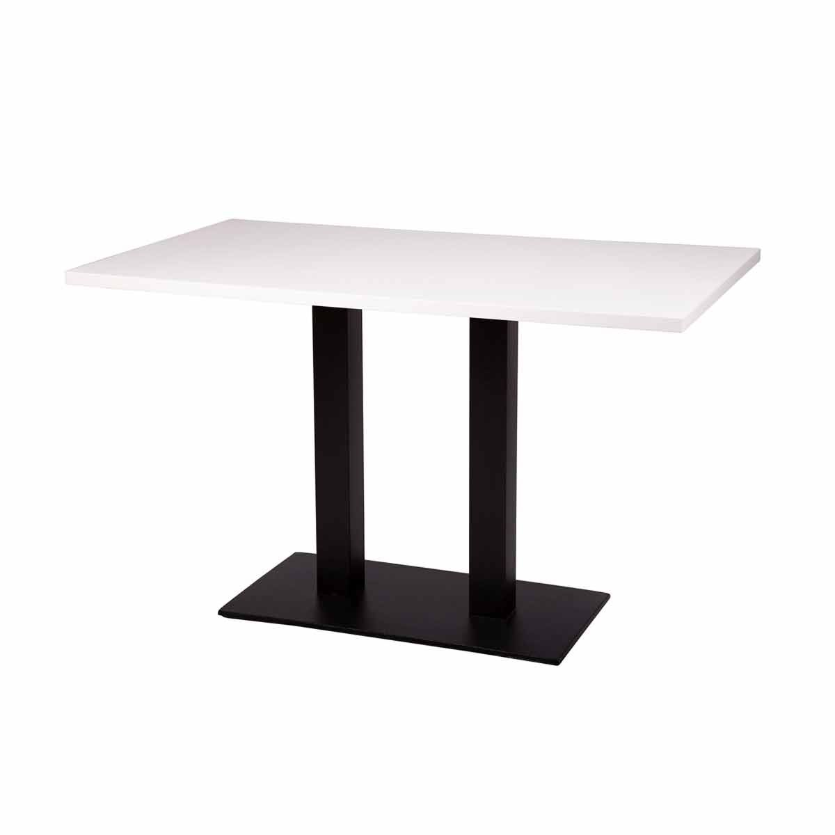 Tabilo Forza Twin Rectangular Dining Table 1200 x 700mm