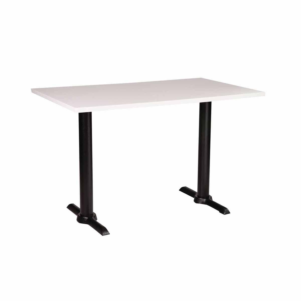 Tabilo Orlando Twin Rectangular Dining Table 1200 x 700mm