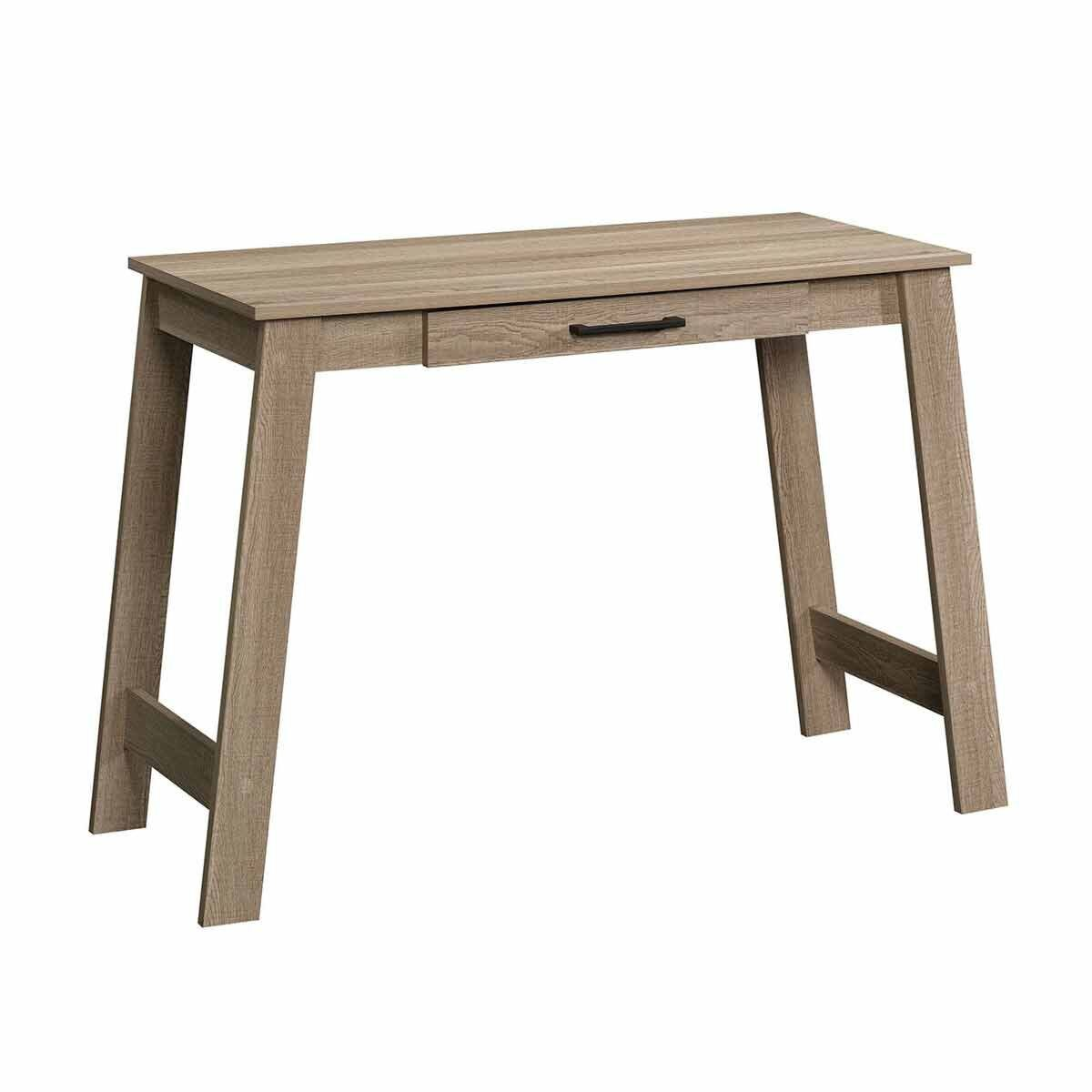Teknik Summer Oak Trestle Desk