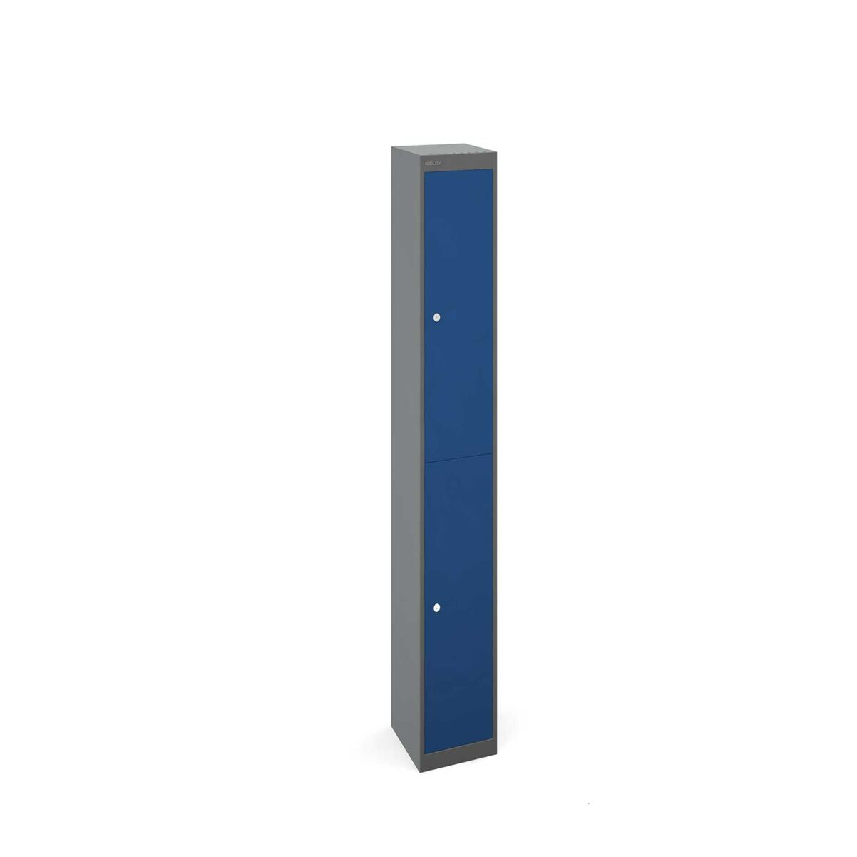 Bisley Universal Steel Locker 2 Door