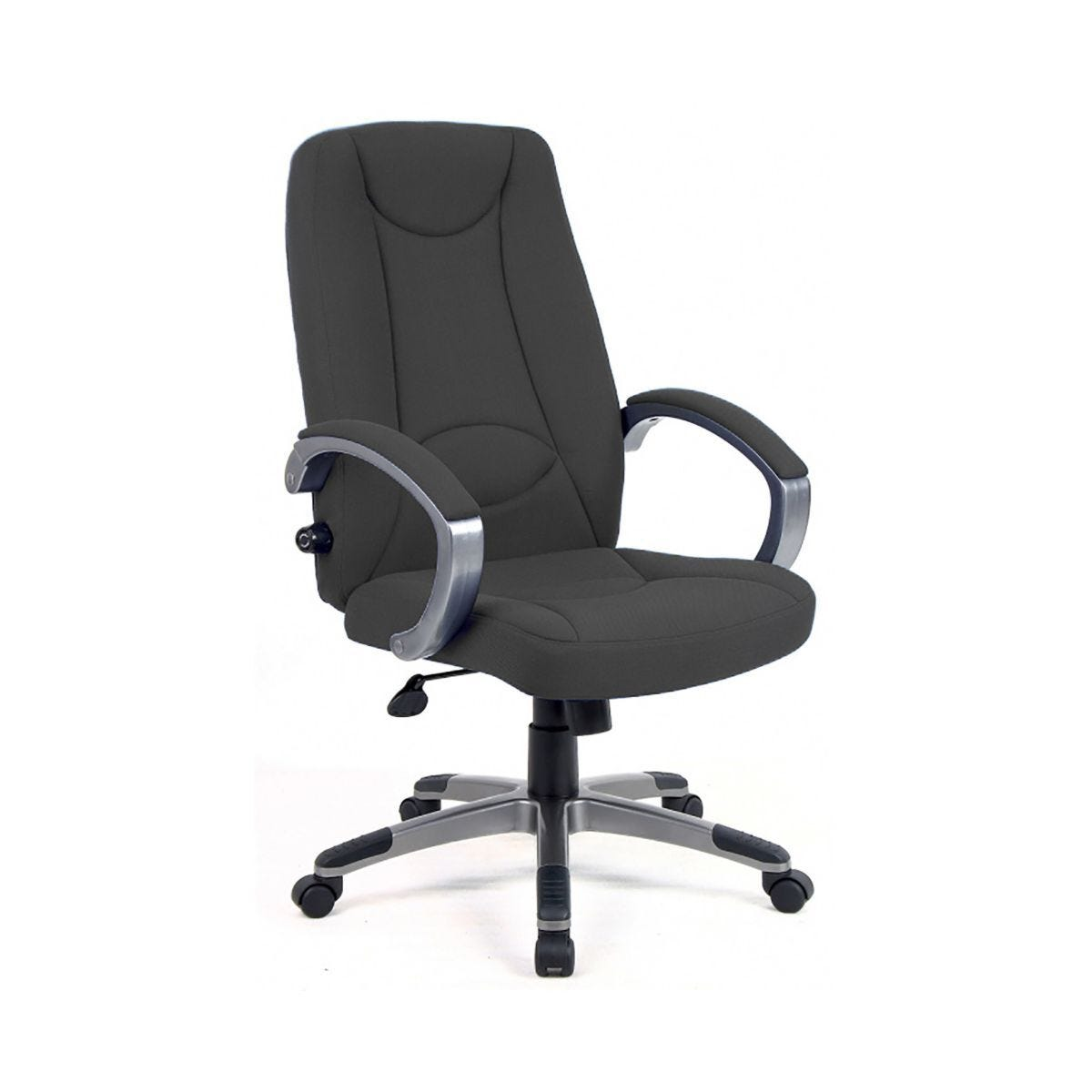 High Back Manager's Chair Fabric