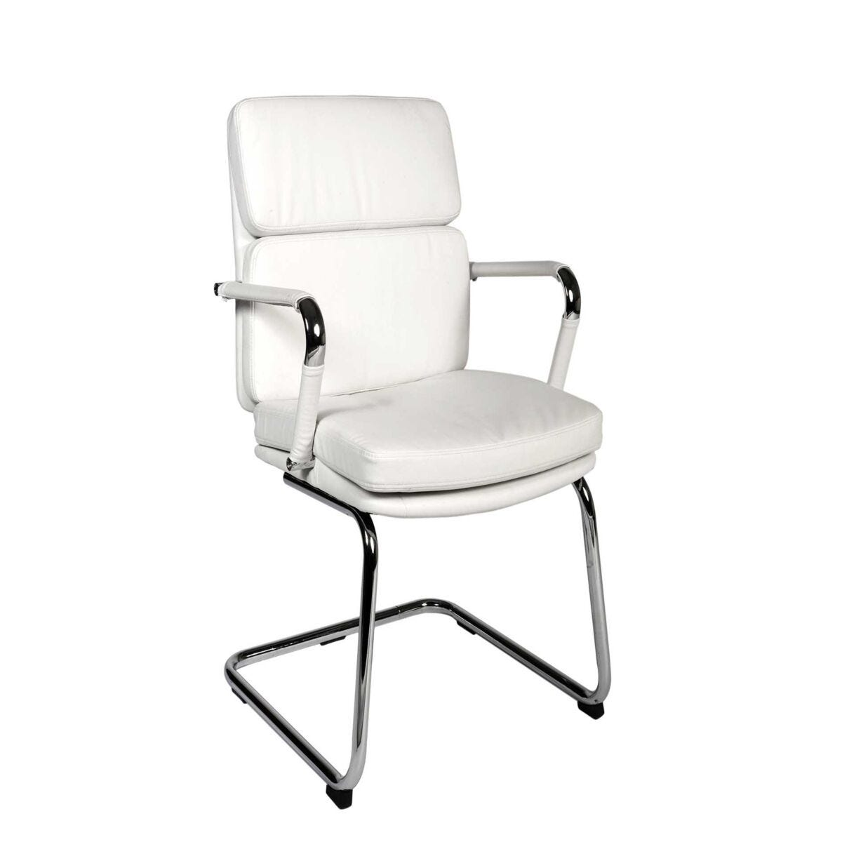 Teknik Office Deco Visitor Retro Style Visitors Chair