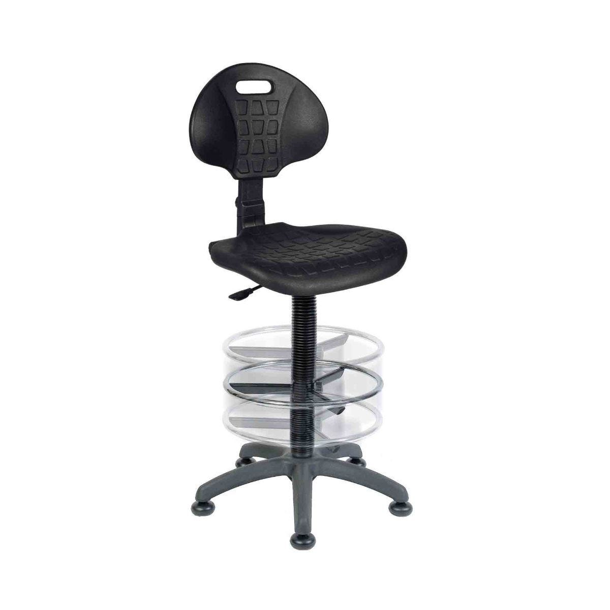 Teknik Office Labour Pro Deluxe Draughter Chair