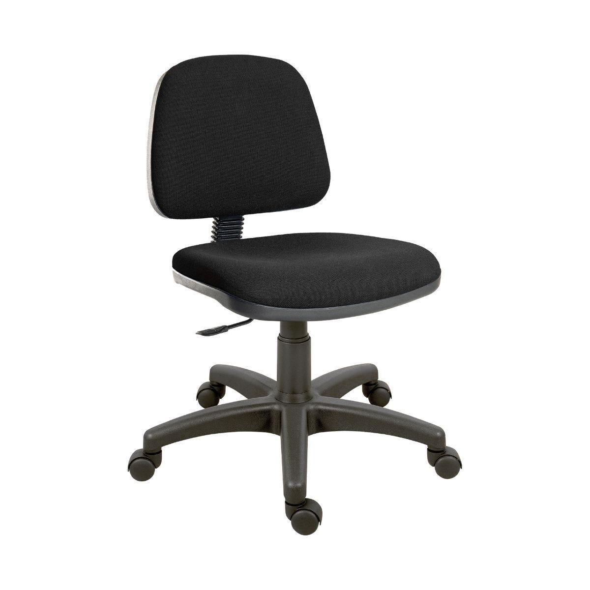 Teknik Office Ergo Blaster Operator Chair Black