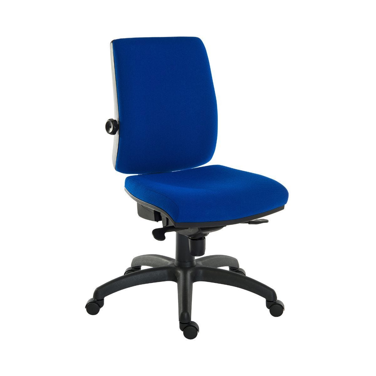 Teknik Office Ergo Plus 24 Hour Ergonomic Executive Operator Chair Blue
