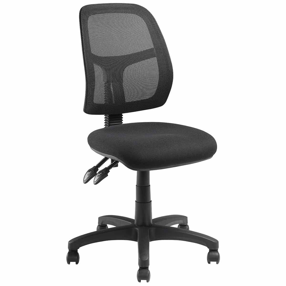 Pago Jet II Mesh Ergonomic Twin Lever Operator Chair