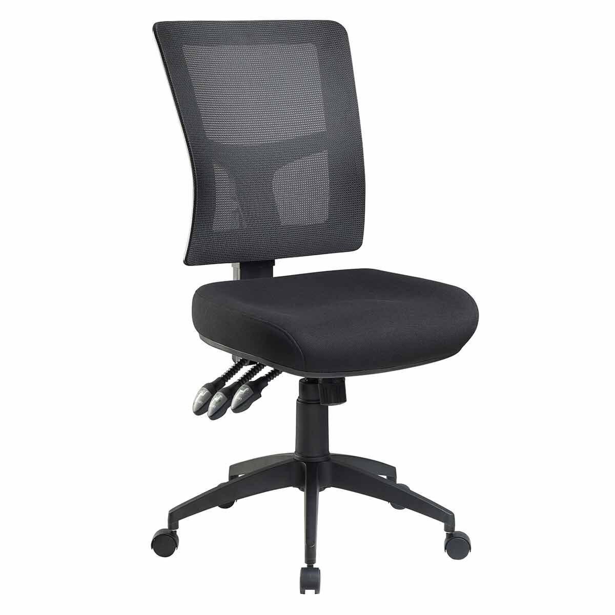 Pago Enduro Mesh Heavy Duty Ergonomic Three Lever Chair
