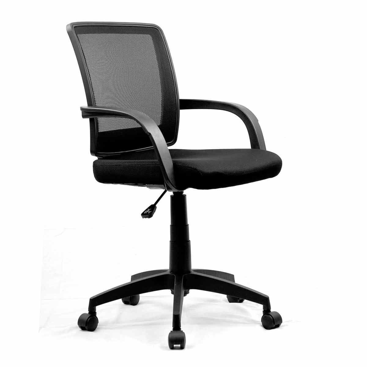 Nautilus Beta Medium Back Mesh Operator Chair