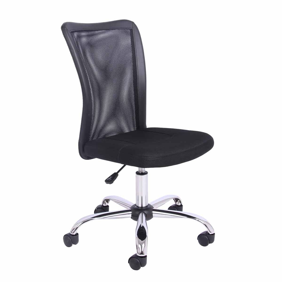 TC Office Cyan Mesh Back Desk Chair
