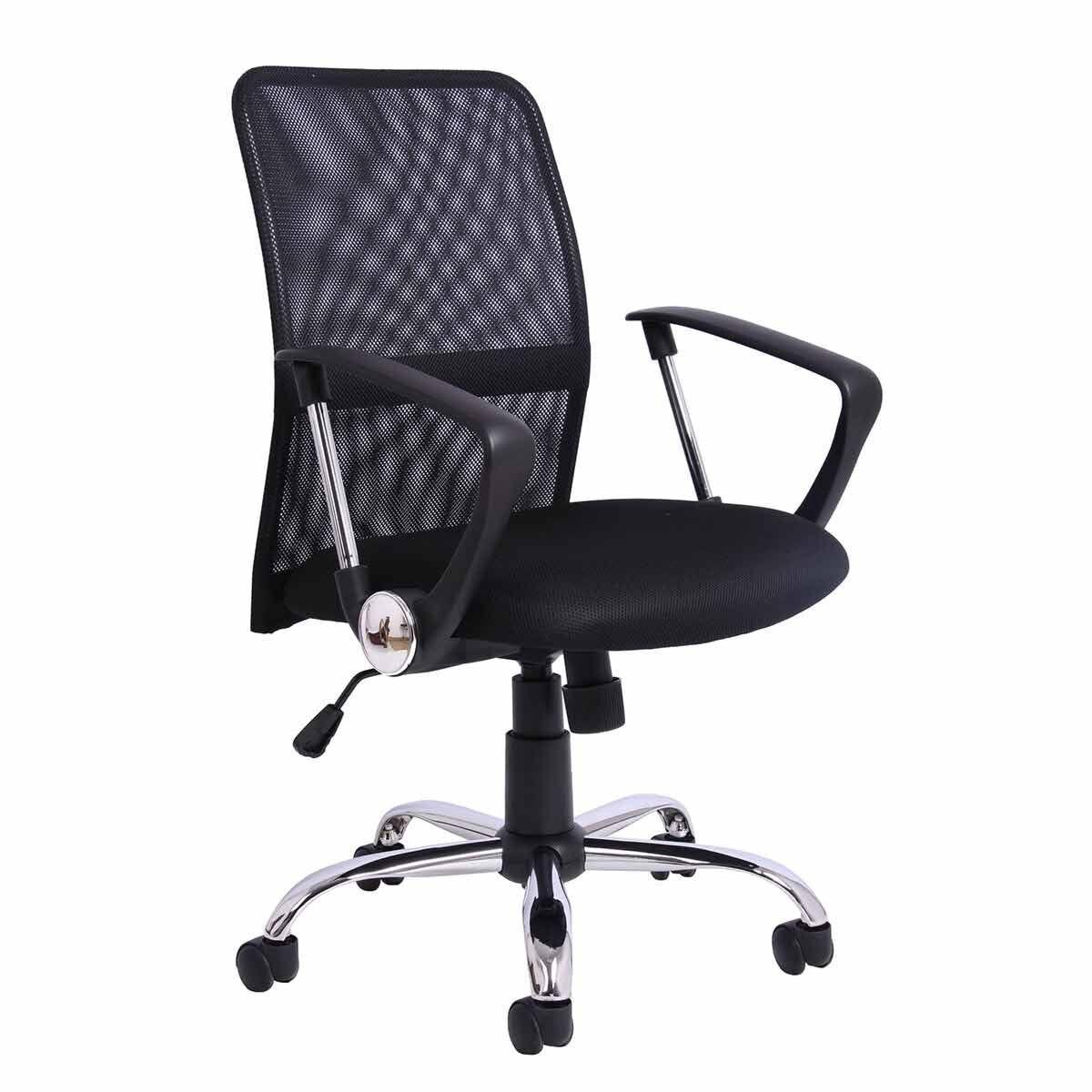 TC Office Carlos Medium Back Mesh Chair