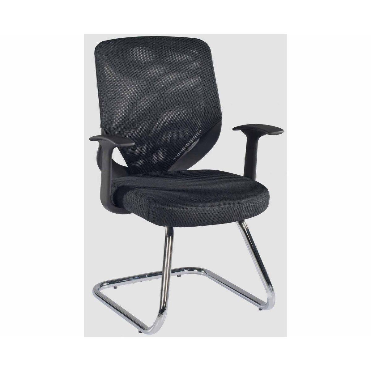 Alphason Atlanta Mesh Back Visitor Office Chair