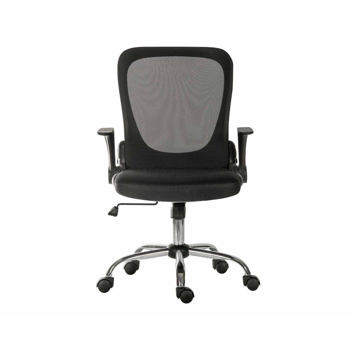 Teknik Flip Arm Mesh Executive Chair