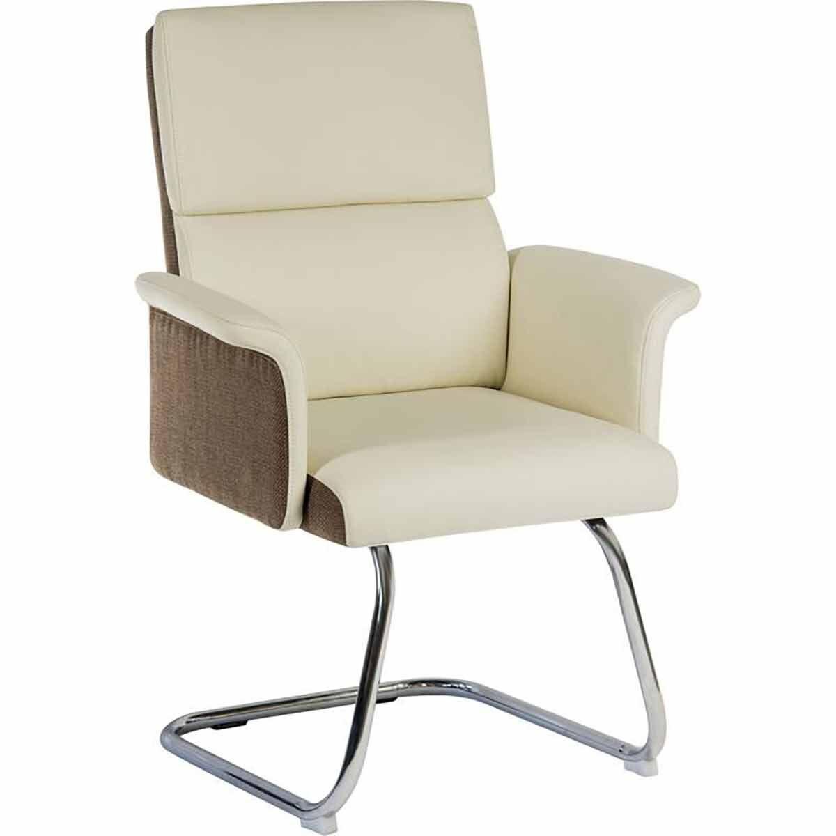 Teknik Elegance Visitor Chair Cream