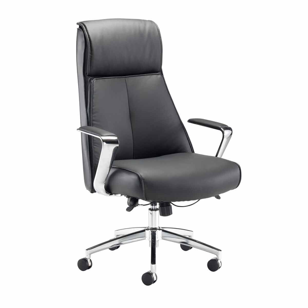 TC Office Zeus Leather Executive Chair