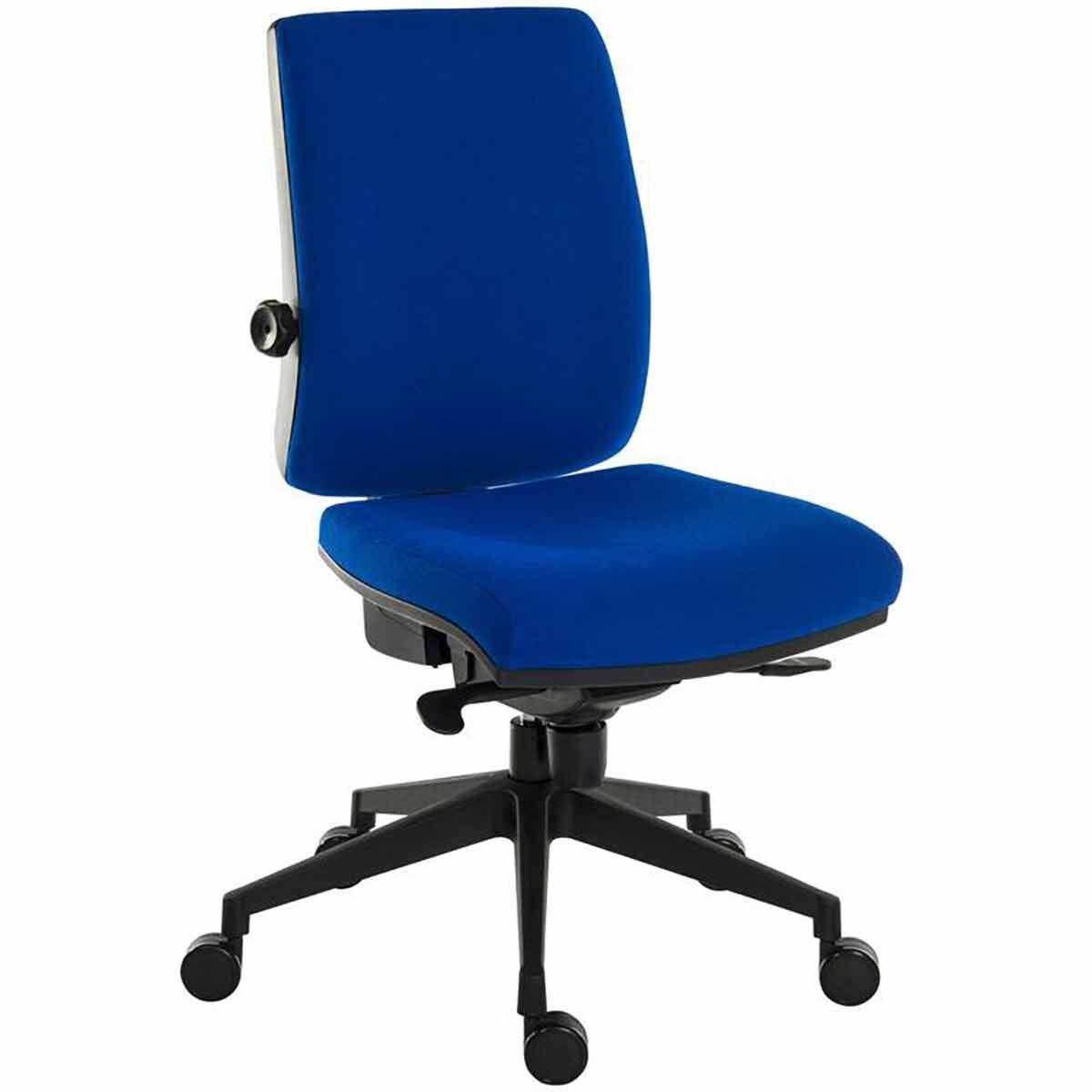 Teknik Office Ergo Plus Ultra Operator Chair Blue