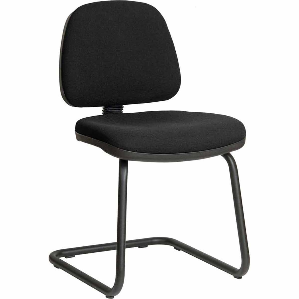 Teknik Office Ergo Fabric Visitor Chair