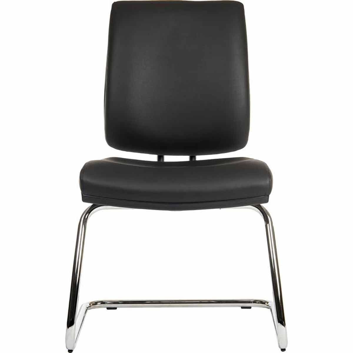 Teknik Office Ergo Deluxe PU Visitor Chair