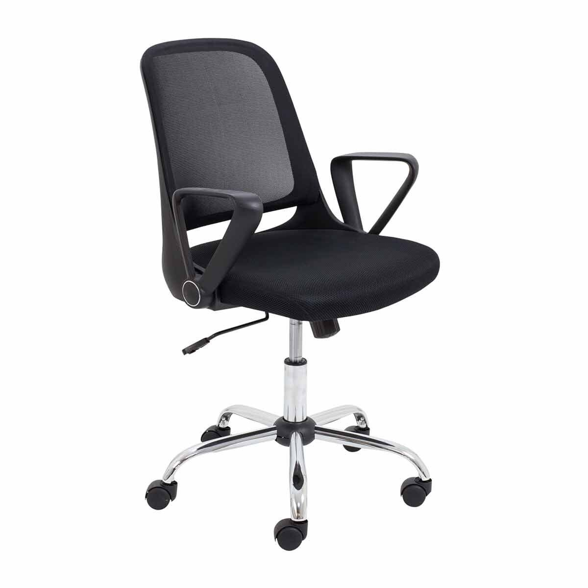 TC Office SOHO One Task Loop Arm Mesh Chair