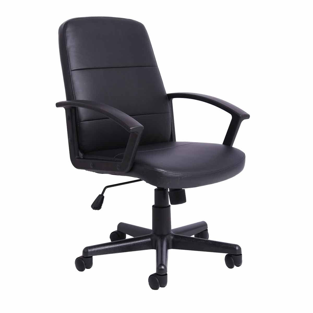 TC Office SOHO Gomez Leather Look Chair