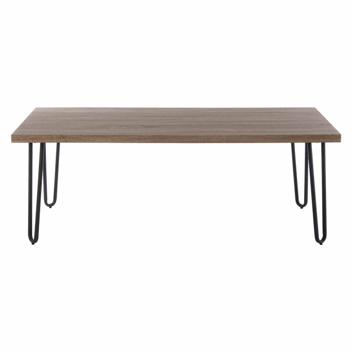 Interiors by PH Coffee Table with Hairpin Legs