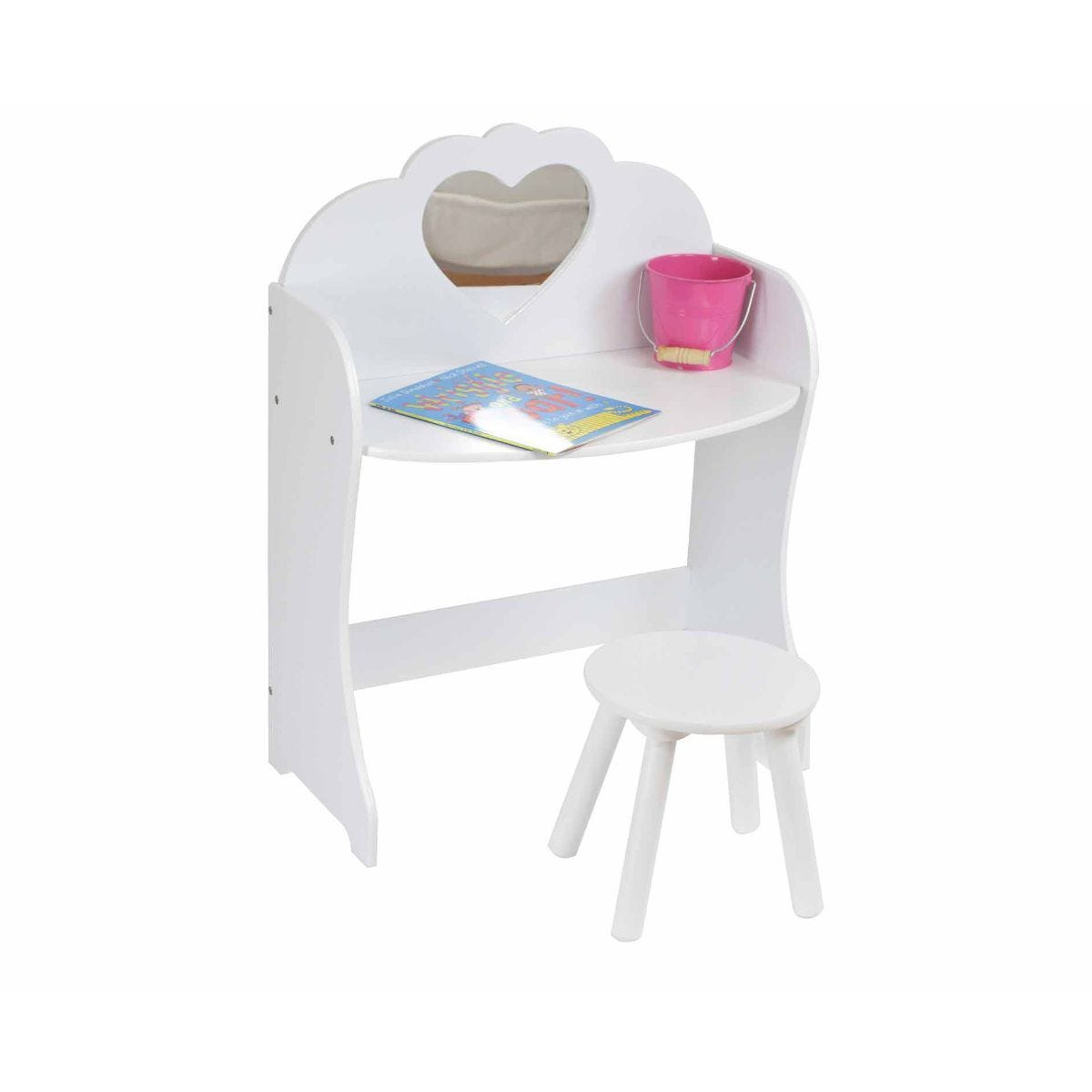 Liberty House Toys Vanity Table and Stool Set
