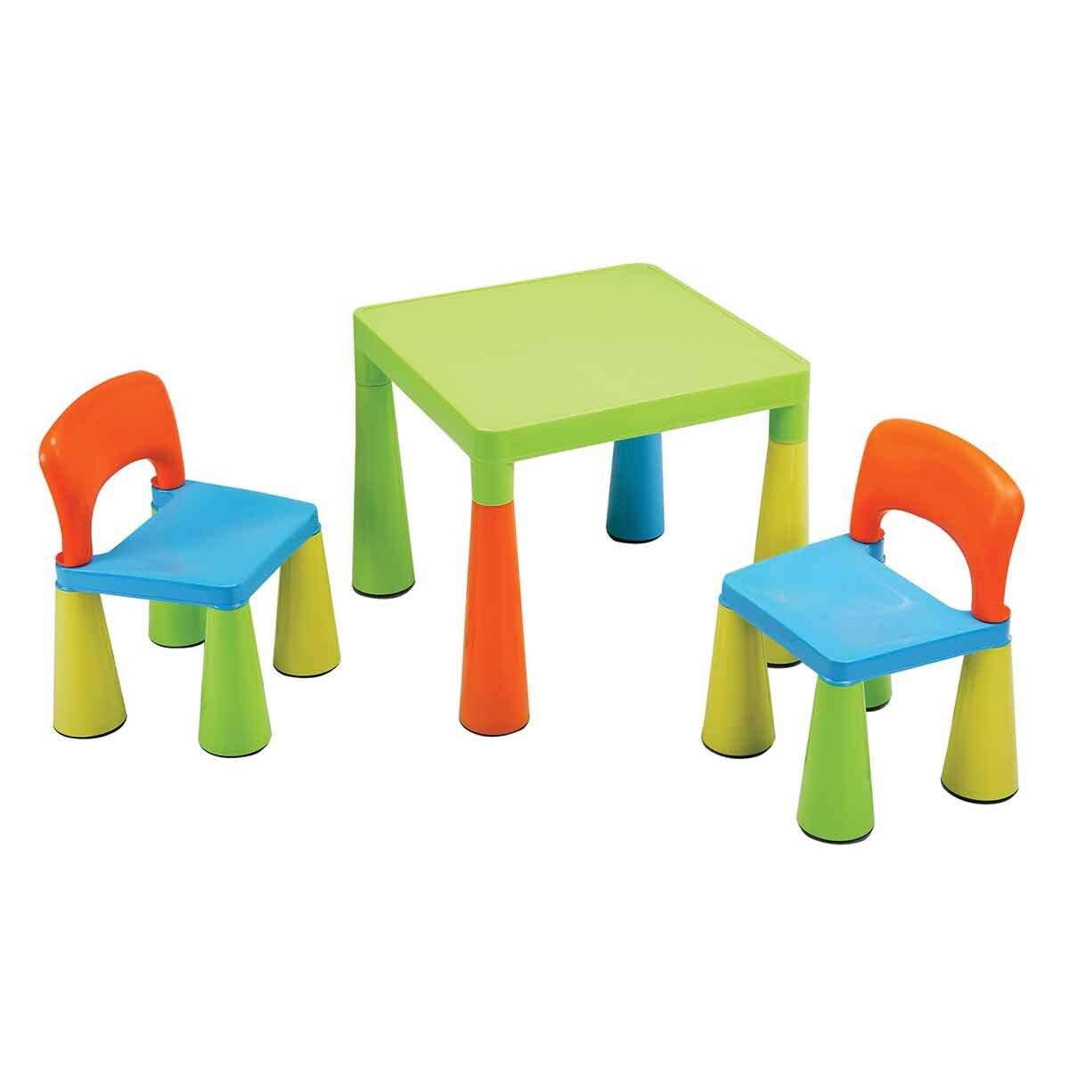 Liberty House Toys Classic Table and Chair Set Green